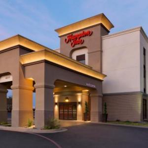 Hampton Inn Wichita Falls-sikes Senter Mall Tx