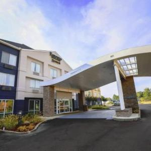 Fairfield Inn And Suites Jackson Airport