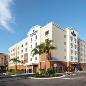 Candlewood Suites -Miami Exec Airport -Kendall