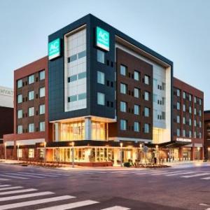 Hotels near ACM Performance LAB - AC Hotel by Marriott Oklahoma City Bricktown
