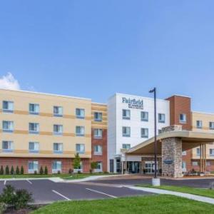 Fairfield Inn & Suites Franklin
