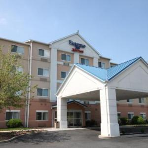 Gloucester County College Hotels - Fairfield Inn Deptford