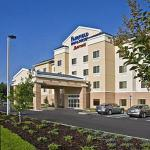 Bluffton Arkansas Hotels - Fairfield Inn & Suites By Marriott Russellville