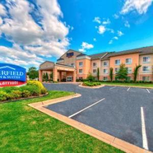 Fairfield Inn & Suites by Marriott Russellville