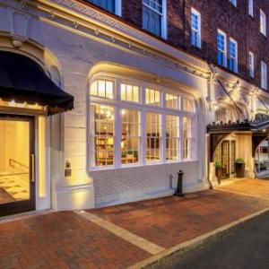 Riverfront Park Lynchburg Hotels - The Virginian Lynchburg Curio Collection By Hilton