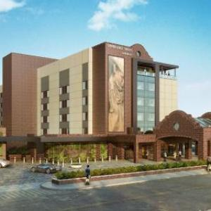 Fort Worth Stockyards Hotels - SpringHill Suites by Marriott Fort Worth Historic Stockyards