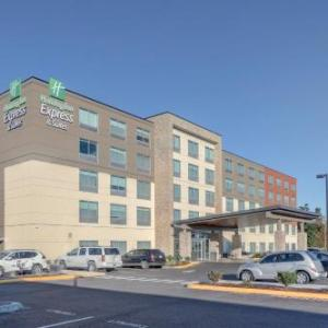 Auburn Performing Arts Center Hotels - Holiday Inn Express & Suites - Auburn Downtown
