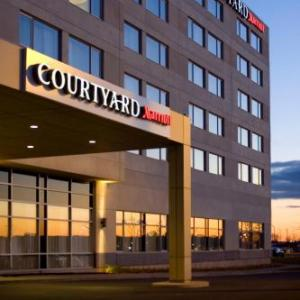 Courtyard by Marriott Montreal Airport QC, 0
