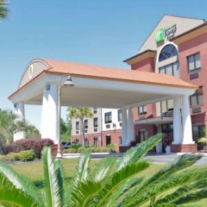 Pensacola Fairgrounds Hotels - Holiday Inn Express Hotel & Suites Pensacola West I-10