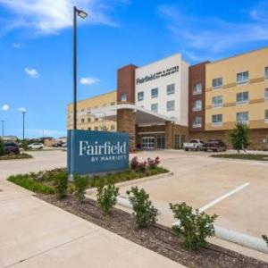 Fairfield Inn & Suites by Marriott Dallas Plano/Frisco