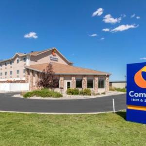 Comfort Inn Near University of Wyoming