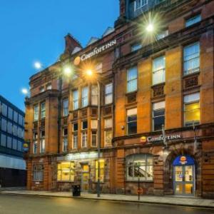 Edgbaston Cricket Ground Hotels - Comfort Inn Birmingham