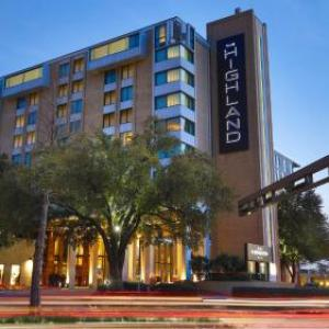 Angelika Dallas Hotels - The Highland Dallas Curio Collection by Hilton