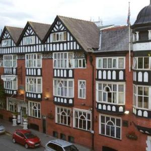 Chester Station Hotel Sure Hotel Collection by Best Western