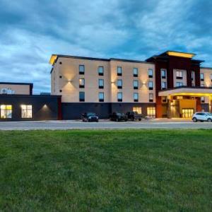 Hampton Inn by Hilton St Paul Alberta