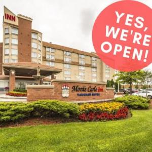 Hotels near Dave and Busters Vaughan - Monte Carlo Inns - Vaughan Suites