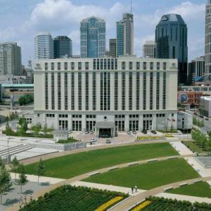 Hotels near Hard Rock Cafe Nashville - Hilton Nashville Downtown