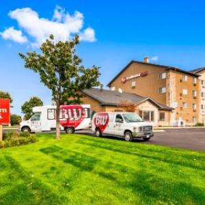 Fogerty Arena Hotels - Best Western Plus Blaine at the National Sports Center