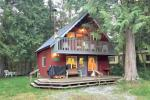 Marblemount Washington Hotels - Mt. Baker Rim Cabin #63 - A Traditional Ski Chalet Pet Friendly Free Wi-Fi