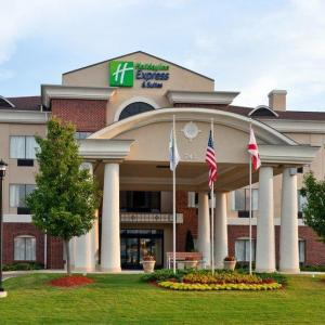 Holiday Inn Express Hotel Suites Pell City