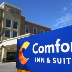 Comfort Inn & Suites Boise Airport