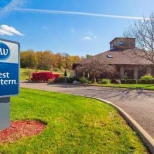 Ohio State Reformatory Hotels - Best Western Richland Inn Mansfield
