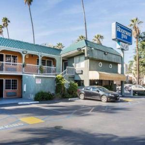 Hotels near Circus Disco Los Angeles - Rodeway Inn Hollywood