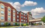Broken Arrow Oklahoma Hotels - Holiday Inn Express Hotel & Suites Tulsa South Broken Arrow High