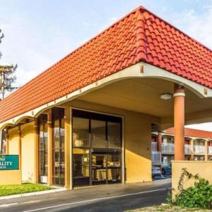 Martinez Waterfront Park Hotels - Quality Inn Martinez