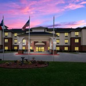 Best Western Plus Lake Dallas Inn Suites