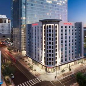 Orpheum Theatre Phoenix Hotels - Hampton Inn & Suites Phoenix Downtown