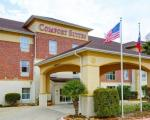 College Station Texas Hotels - Comfort Suites University Drive