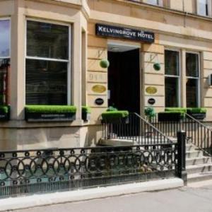 Kelvingrove Park Glasgow Hotels - The Kelvingrove Hotel