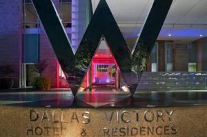W Hotel Dallas-victory