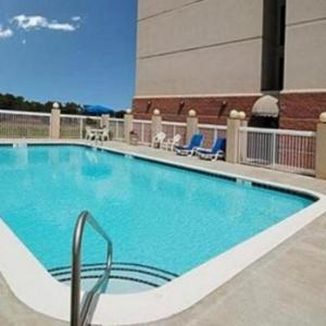 Comfort Suites Research Park -University