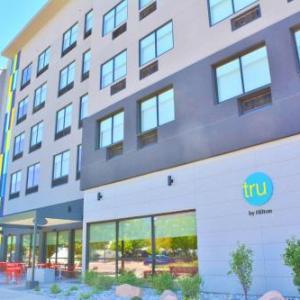 Las Colonias Park Amphitheater Hotels - Tru By Hilton Grand Junction Downtown