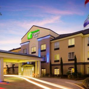 Grapevine Vintage Railroad Hotels - Holiday Inn Express Hotel And Suites Dfw-Grapevine