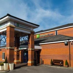 Hotels near Belle Vue Leisure Centre Manchester - Express By Holiday Inn Manchester-east