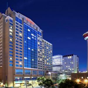 Calgary Tower Hotels - Hyatt Regency Calgary