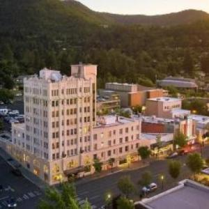 Ashland Armory Hotels - Ashland Springs Hotel