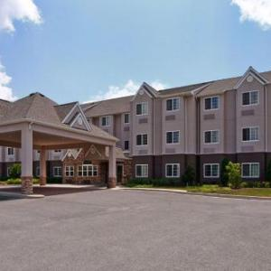 Hotels near Rex Pyles Arena - Microtel Inn & Suites by Wyndham Bridgeport