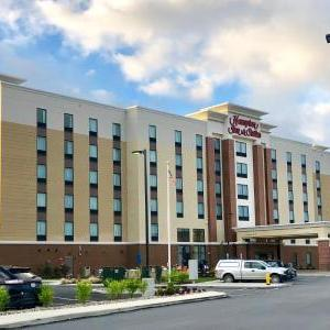Monongalia County Ballpark Hotels - Hampton Inn & Suites Morgantown / University Town Centre