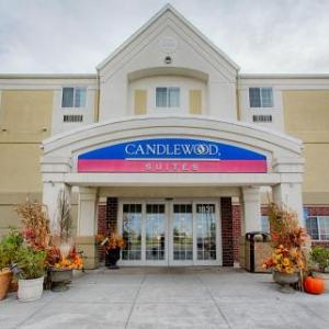 Fargodome Hotels - Candlewood Suites Fargo-North Dakota State University