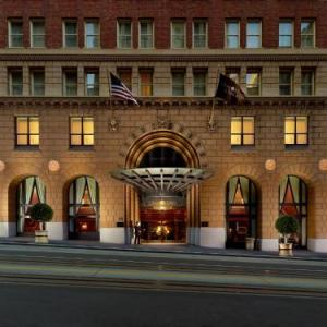Hotels near Apartment 24 San Francisco - Omni San Francisco Hotel