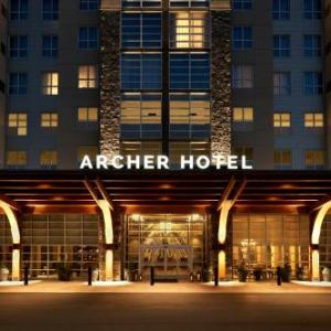 Hotels near Marymoor Park Concerts - Archer Hotel Seattle/Redmond