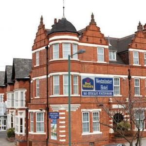 Forest Recreation Ground Nottingham Hotels - Best Western Plus Nottingham Westminster Hotel