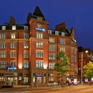 The Brickworks Nottingham Hotels - Hilton Nottingham Hotel