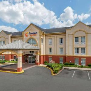 Comfort Suites Newark - Harrison