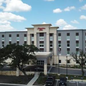 Hampton Inn By Hilton Bulverde