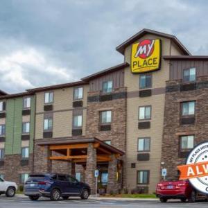 Glacier High School Hotels - My Place Hotel-Kalispell MT